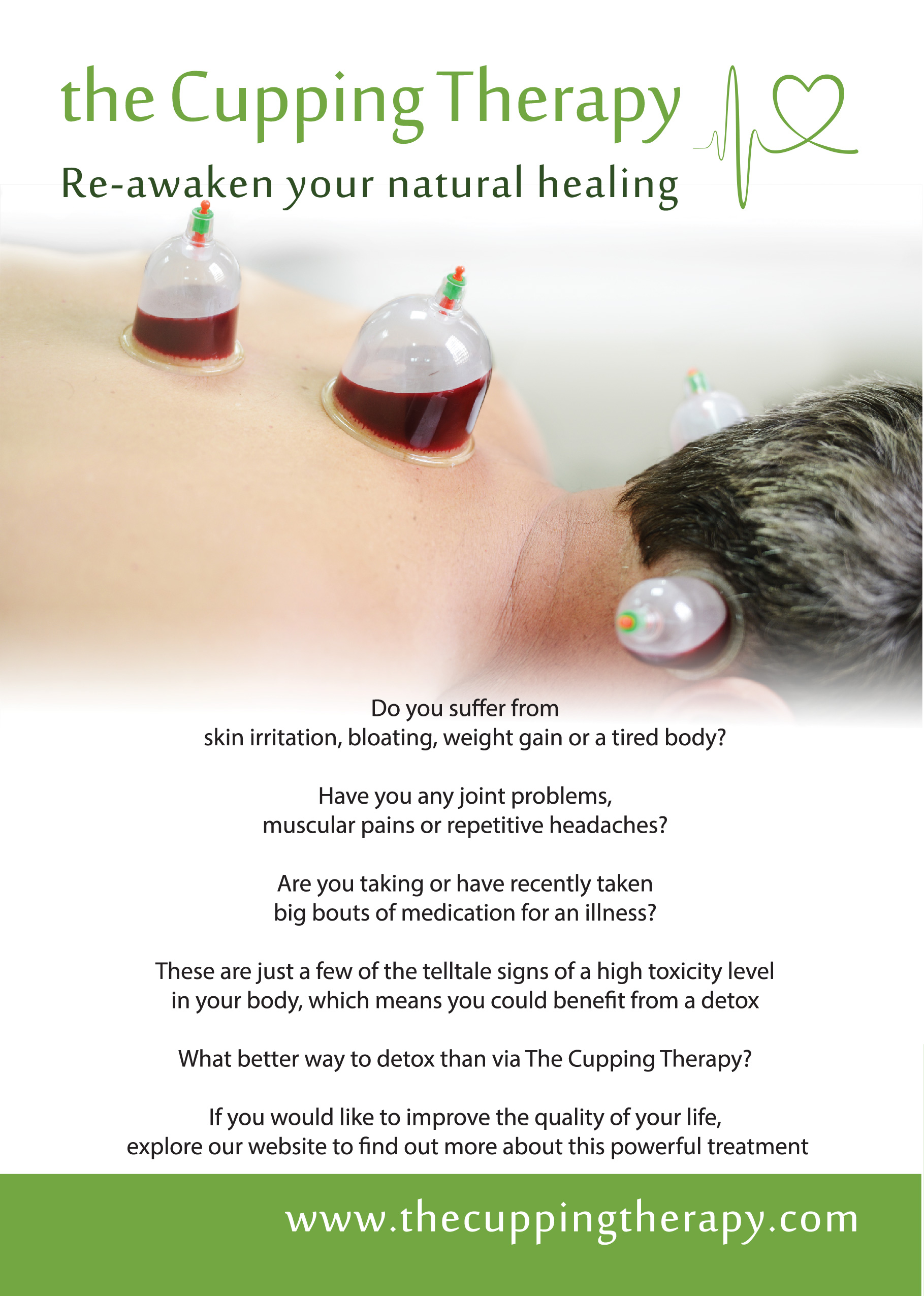 Flyer Full View The Cupping Therapy